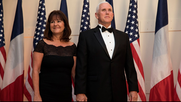 Karen Pence is going back to teach at a school that bans gay and transgender students, staff