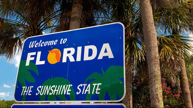 Google 'Florida man' followed by your birthday: What's your story?