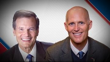 Sen. Bill Nelson calls for recount in tight Senate race against Rick Scott