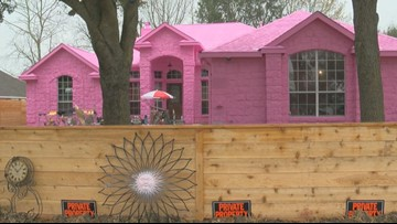 Man says he's not sure why neighbors don't like his home's paint job