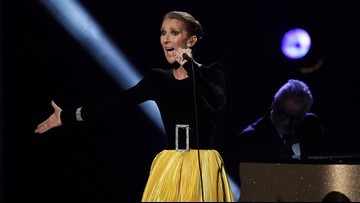 Celine Dion coming to Memphis in 2020 for Courage World Tour