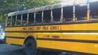 School bus driver saves 20 kids from burning bus
