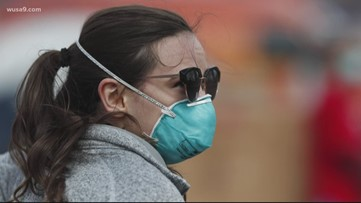 Texas town says residents must wear masks or face a fine up to $1,000