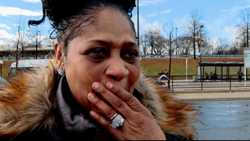"""""""Three months rent!' 