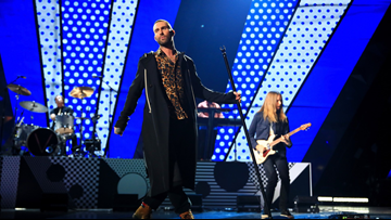 Maroon 5 to perform at 2019 Super Bowl halftime with these guests