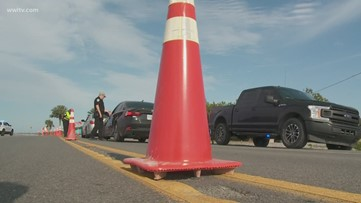 COVID-19 checkpoints may result in backups crossing into Texas
