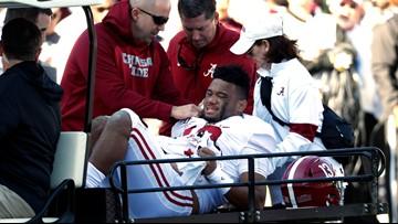 Tua Tagovailoa out for the season after dislocating hip