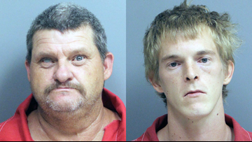Elderly Louisiana woman found with maggots in wounds; 2 arrested