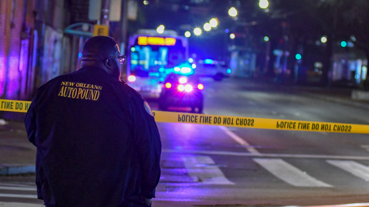 New Orleans shootout: 5 wounded, suspect dead; Here's what we know
