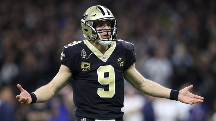 Petition for Saints NFC championship rematch tops 500,000 signatures