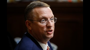 Rep. Doug Collins self-quarantines after coming in contact with person with coronavirus