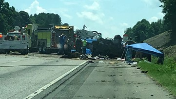 3-year-old among the 7 victims of fatal Georgia crash