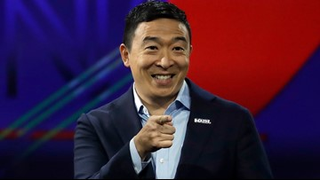 'I think he won my vote': Andrew Yang shows off a movement that just might crack the mainstream