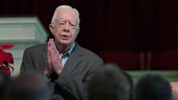 Jimmy Carter says he couldn't have managed presidency at 80