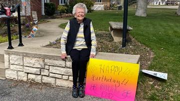 Woman who lived through 1918 flu pandemic will turn 103 during coronavirus
