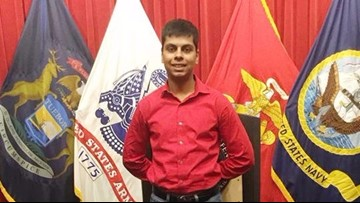 $100M lawsuit dismissed in death of Marine recruit Raheel Siddiqui