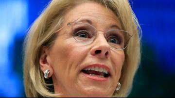 Report: Federal judge threatens jail, saying Betsy DeVos ignored student-debt ruling